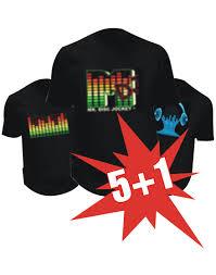 led t shirts cool mania