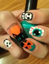 beautiful scary halloween nails ideas anonsurf us anonsurf us