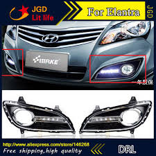hyundai elantra daytime running lights popular hyundai elantra daytime running light for buy cheap