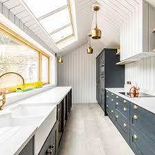cabinet lighting galley kitchen 40 galley kitchen ideas and designs small galley kitchen ideas