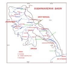 Bay Of Bengal Map Regional Offices Central Water Commoission