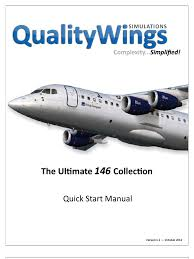 qualitywings ultimate 146 collection quick start manual pdf
