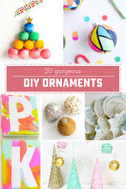 20 gorgeous diy christmas ornaments sweet anne designs