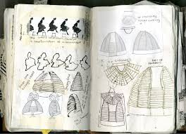 108 best sketchbooks images on pinterest fashion sketches