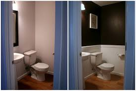 Bathroom Remodel Ideas Before And After Half Bathroom Remodel Trendy A Closet Turned Into A Cool Retro
