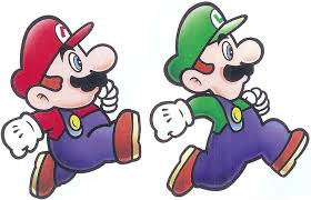 super mario brothers character classification