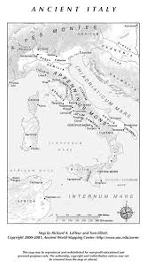 Map Of Italy And Sicily by 250b Maps