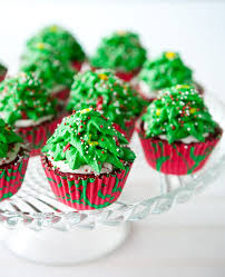 161 best christmas cupcakes images on pinterest christmas