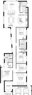 narrow home plans beautiful narrow home designs ideas interior design ideas