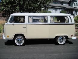 find used 1971 vw bus deluxe rare sunroof original paint like