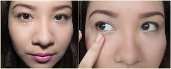 make me up before you go go makeup tip tuesday dark eye bags