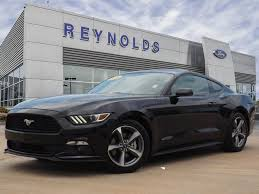 Black Mustang V6 Black Ford Mustang In Oklahoma For Sale Used Cars On Buysellsearch