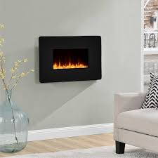 electric wall mount fireplace costco wall decoration ideas