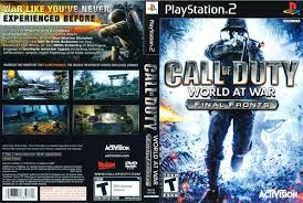 call of duty world at war zombies apk call of duty world at war fronts usa en fr iso ps2