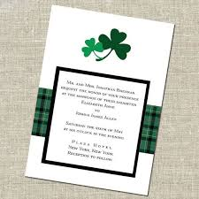 wedding invitations ireland themed wedding invitations casadebormela