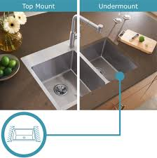 elkay kitchen sinks undermount elkay crosstown efu402010 triple bowl undermount stainless steel