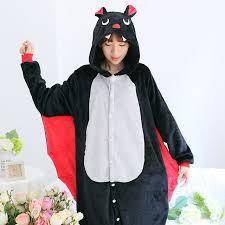 halloween autumn and winter pajama sets cartoon sleepwear women