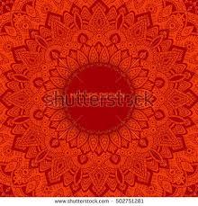 Oriental Design Vector Mandala Decor Your Design Abstract Stock Vector 451187797