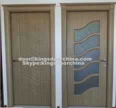 porte chambre design moderne style turc mdf pvc chambres en bois portes portes