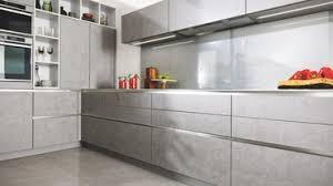 cuisine sans poignee cuisine design douceur organique cuisine sur mesure sans poignée