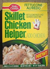 1990 betty crocker chicken helper box betty crocker vintage