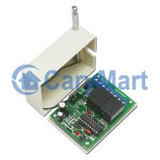 Radio Frequency In Computer Interface 2 Channel Dc Power Wireless Radio Frequency Remote Control