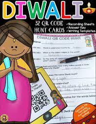 diwali qr code hunt holidays around the world diwali qr codes