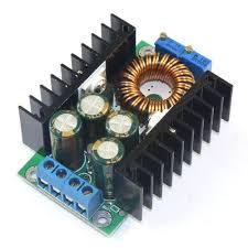 Jual Dc Step dc 24v to 12v cc cv step volts regulator constant current