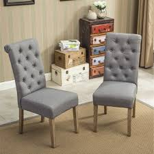 habit solid wood tufted parsons dining chairs set of 2 dining chairs dining chair set dining chairs and solid wood