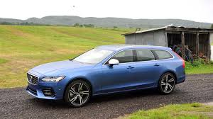 2017 volvo v90 t6 awd r design polestar optimized first drive review