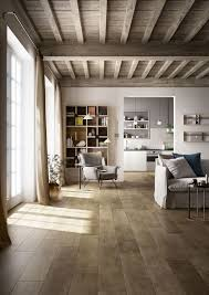 Wohnzimmer Einrichten Dunkler Boden Treverktime Steinzeug In Holzoptik Marazzi Fußböden