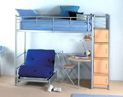 Bunk Bed Futon Combo Bed With Underneath Loft Bed With Underneath Futon Bed