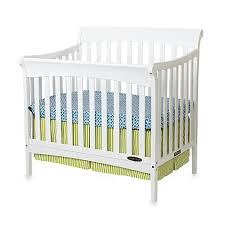 Mini Crib Vs Regular Crib Child Craft Coventry Mini 4 In 1 Convertible Sleigh Crib In White