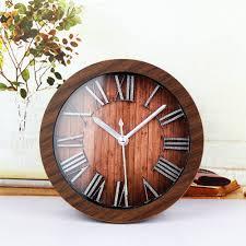 Ebay Cuckoo Clock Trendy Wooden Wall Clock 134 Old Wooden Wall Clock Ebay Zoom
