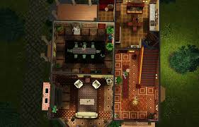 mod the sims upper class victorian row home