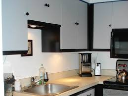 diy paint laminate cabinets painting laminate cabinets diy danielle