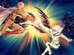 a certain magical index one punch man x a certain magical index