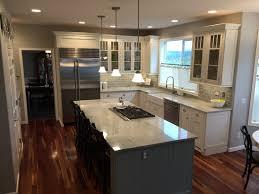 Kitchen Countertops Materials Countertops Quartz Kitchen Countertops Gas Stove Light Hanging