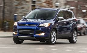 Ford Escape Suv - 2016 ford escape 2 0l ecoboost fwd instrumented test u2013 review