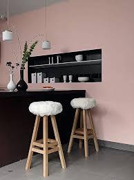 peinture chocolat chambre plan de travail cuisine noir pailleté luxury peinture chambre