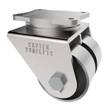 high capacity metal casters caster concepts