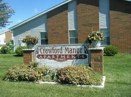 Galion Ohio Map by Crawford Manor Apartments At 331 6th Street Galion Oh 44833