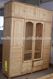 Wood Armoire Wardrobe F8304 Wooden Armoire Clothes Wardrobe Wood Furniture View Armoire