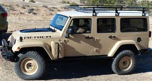 jeep concept truck jeep africa concept what it u0027s like to drive first impression
