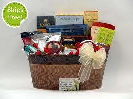 sympathy gift baskets free shipping deepest condolences sympathy gift basket