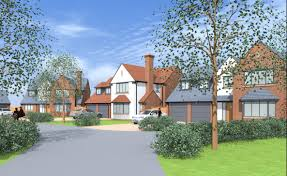 Build A New House Coming Soon U2013 The Coppice 7 Detached 4 And 5 Bed Executive New