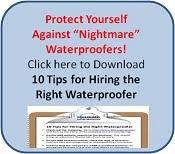 Basement Waterproofing Methods by The Best Wet Basement Waterproofing Solutions