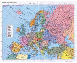 european russia map cities maps of europe and european countries political maps road and