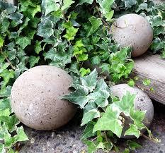 diy concrete garden globes decor hacks
