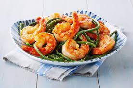 cuisiner haricot vert sauté de crevettes et de haricots verts chinois kraft canada